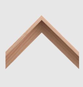 tasmanian oak art frame